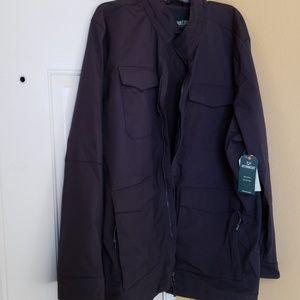 Outdoorlife men's Black Traveler Jacket , sz XXL